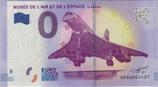 Billet touristique 0€ Musée de l'air et de l'espace Le Bourget Concorde 2017