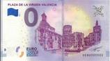 Billet touristique 0€ Plaza de la Virgen Valencia 2018