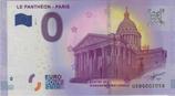 Billet touristique 0€ Le Panthéon Paris 2017