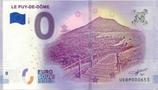Billet touristique 0€ Le Puy de Dôme 2018