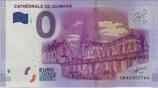 Billet touristique 0€ Cathédrale de Quimper 2016