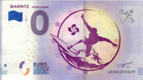 Billet touristique 0€ Biarritz Cité de l'océan 2018