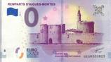 Billet touristique 0€ Remparts d'Aigues Mortes 2018