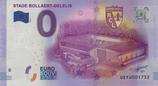 Billet touristique 0€ Stade Bollaert Delelis 2016