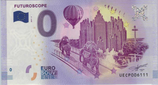 Billet touristique 0€ Futuroscope 2017