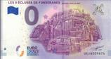Billet touristique 0€ Les 9 écluses de Fonseranes Béziers Canal du Midi 2018