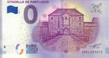Billet touristique 0€ Citadelle de Port Louis 2018