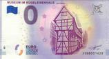 Billet touristique 0€ Museum im Bugeleisenhaus 2018