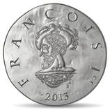 10 euros argent François Ier 2013