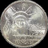 100 francs argent1982-2002