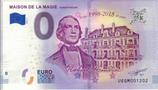 Billet touristique 0€ Maison de la magie Robert Houdin 2018