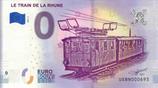 Billet touristique 0€ Le train de la Rhune 2018