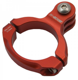 K-Edge GoBig Handle Bar Mount red