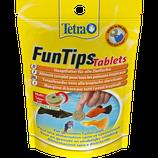 Tetra Fun Tips Tablets 20 tabletten zakje