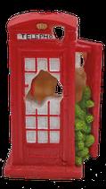 Superfish deco led phone box - telefooncel