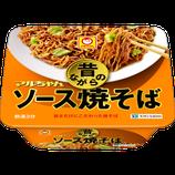 Maruchan Mukashinagara No Sauce Yakisoba 昔ながらのソース焼きそば