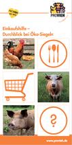 Einkaufshilfe - Durchblick bei Öko-Siegeln