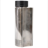 Iconic Art Deco Folke Arstrom Swedish Silver Plated Cocktail Shaker