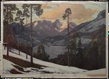 Der Schneeberg und das Grünbacher Kohlenbergwerk