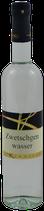 Zwetschgenwasser 42%Vol. 0,5L