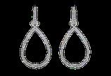 Lange Ohrringe