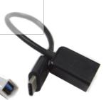 USB-C-to USB Female