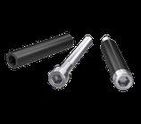 Lot de vis et de tubes de fixation plateau Zortrax M200 / M300 / M200+ / M300+ / M300 Dual