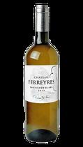 Château Ferreyres Sauvignon Blanc Bordeaux AOC 2019