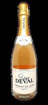 Crémant de Loire  Rosé Philippe Deval Brut