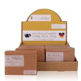 Schafmilchseite Premium Honig