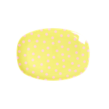 """kleiner Teller oval """"indian summer"""", einzeln"""