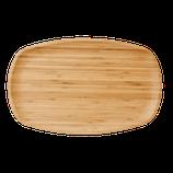 Bambusservierplatte