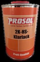 Prosol 2K-HS Klarlack Plus