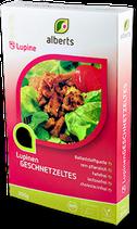 Lupinen-Geschnetzeltes Bio (Alberts / purvegan), 3 x 200 g