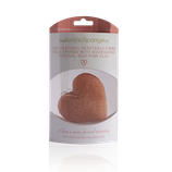 Konjac Heart Sponge - French Pink Clay