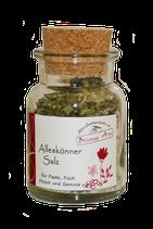 Alleskönner Salz
