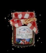 Zwetschken - Berberitzen Marmelade