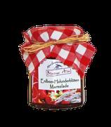 Erdbeer-Holunderblüten Marmelade