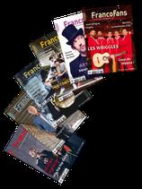 Abonnement d'un an au magazine papier