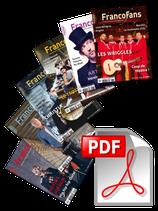 Adhésion et abonnement d'un an au magazine numérique