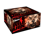 Lesli Wild Lion - 144 Schuss Verbundbatterie