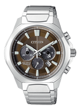 CITIZEN SUPER TITANIO CRONO 4320 ECO-DRIVE REF.CA4320 ART. 3227