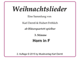 3. Stimme: HORN in F  WL