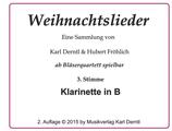 3. Stimme: KLARINETTE in Bb  WL