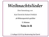 5. Stimme: TUBA in Bb  (WL)