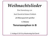 4. Stimme: TENORSAXOPHON in Bb  WL
