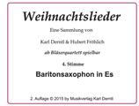 4. Stimme: BARITONSAXOPHON in Es  (WL)
