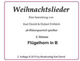 2. Stimme: FLÜGELHORN in Bb / TROMPETE in Bb   WL