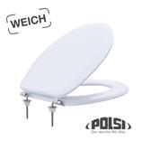 Polsi WC-Sitz Ersatzteil - Sitz ohne Deckel