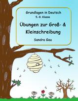 Übungen zur Groß- und Kleinschreibung (5.-8. Kl.)